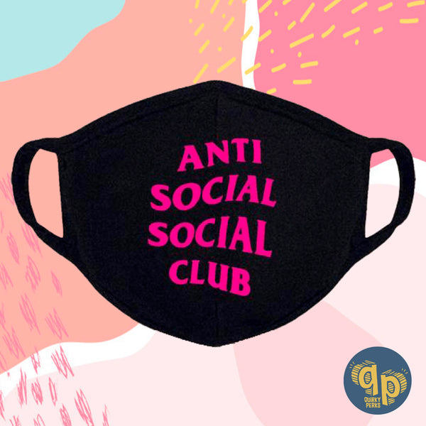 Mask - Anti Social Social Club