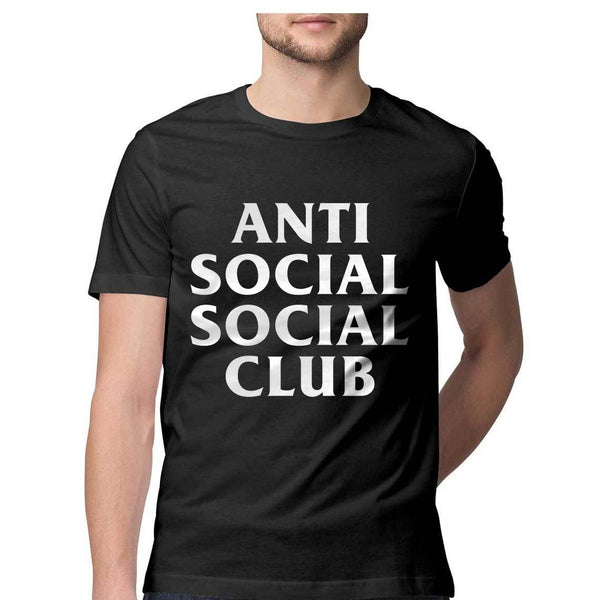 Tshirt - Anti Social Social Club - Black