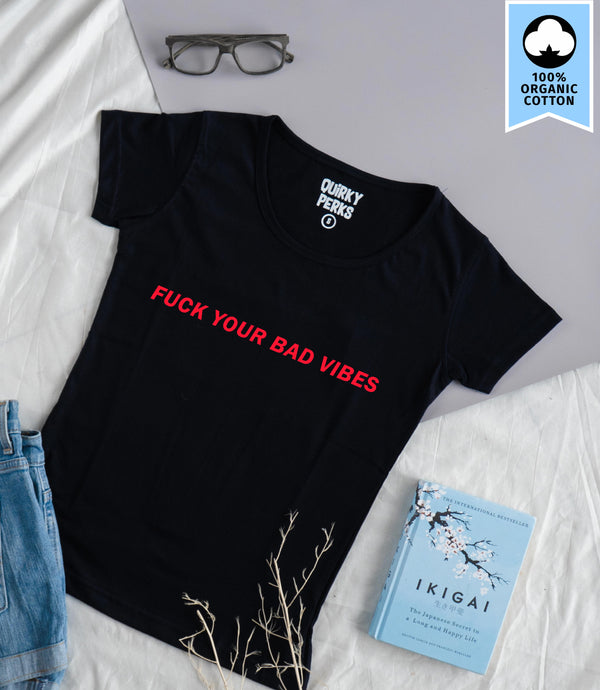 Tshirt - Bad Vibes