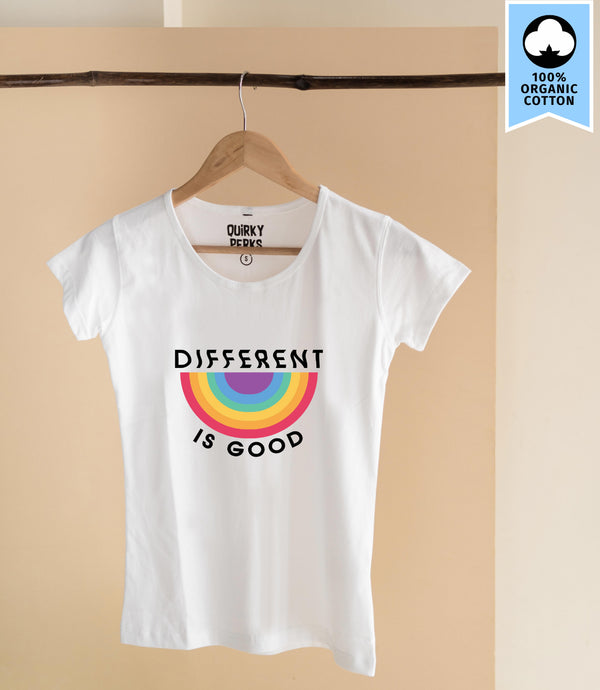 Tshirt - Different Is Good