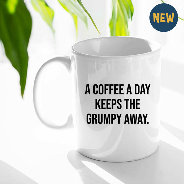 Coffee Mug - Coffee A Day