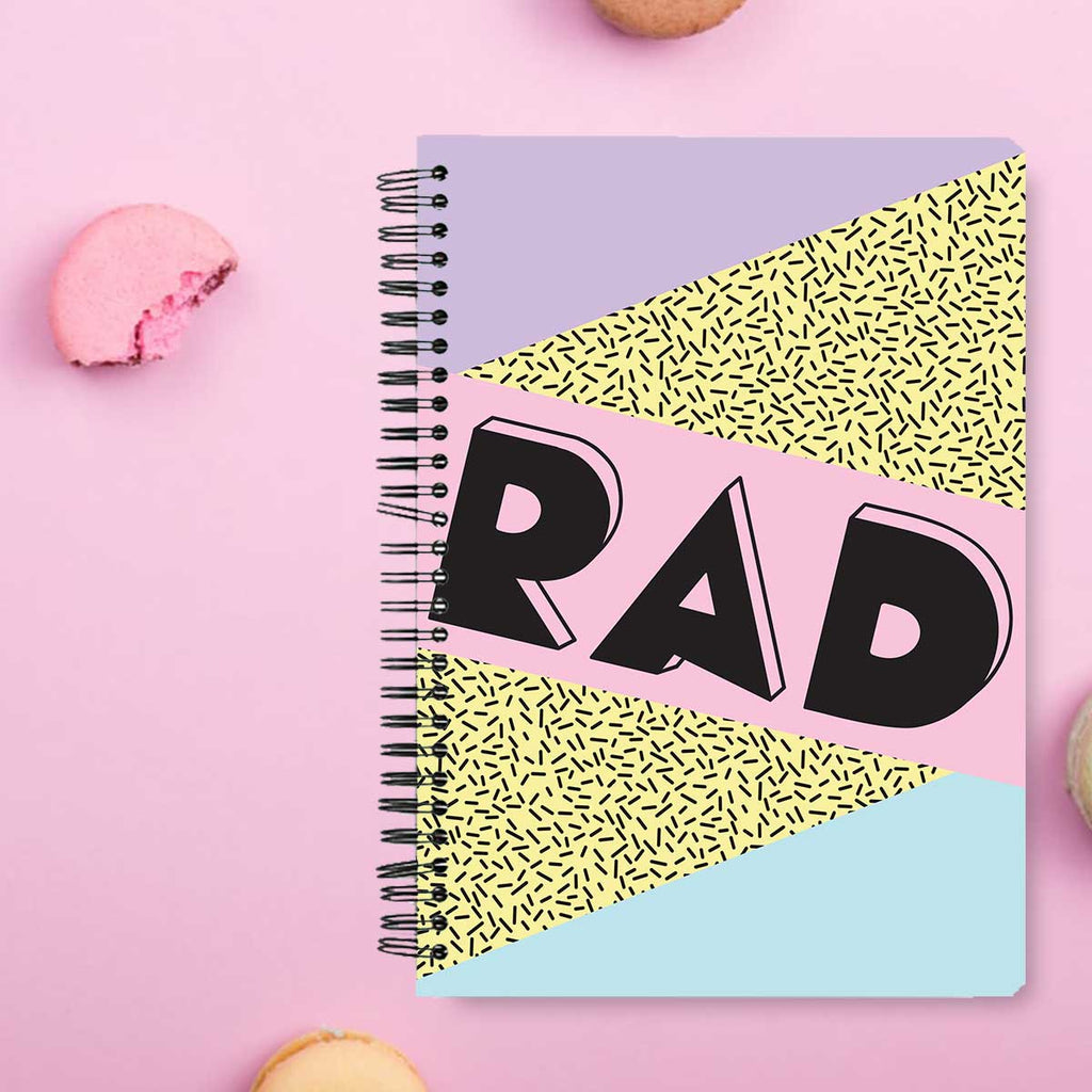 Stationery Notebook - RAD