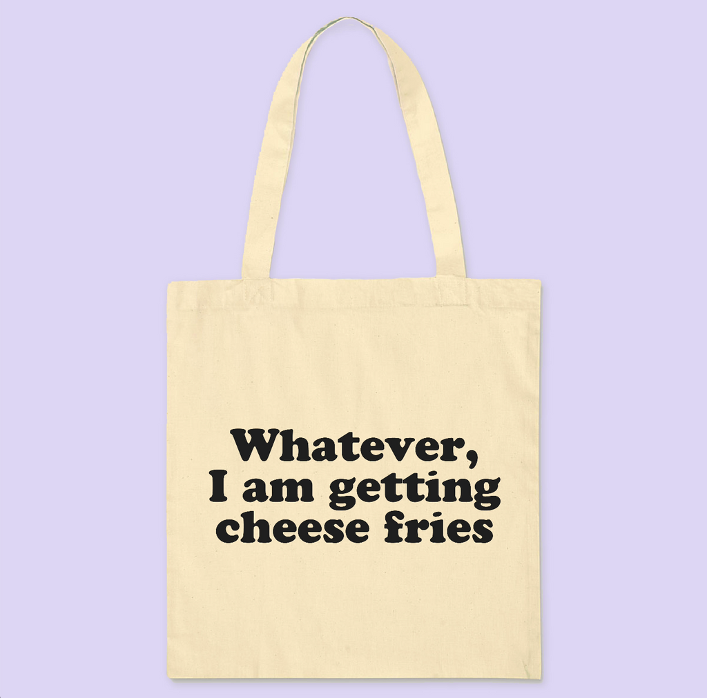 Tote Bag - Cheese Fries