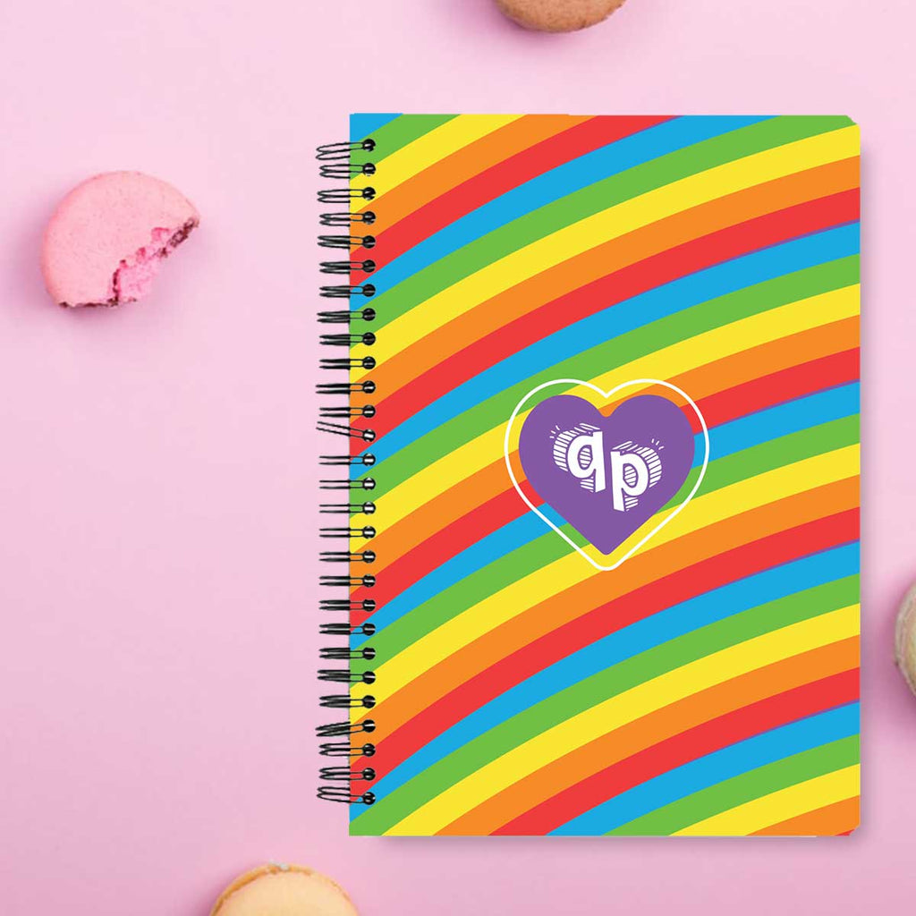 Stationery Notebook - QP