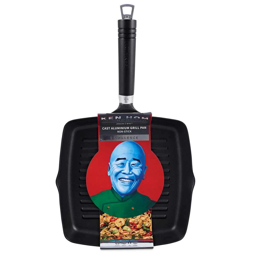 Ken Hom Excellence Grill Pan