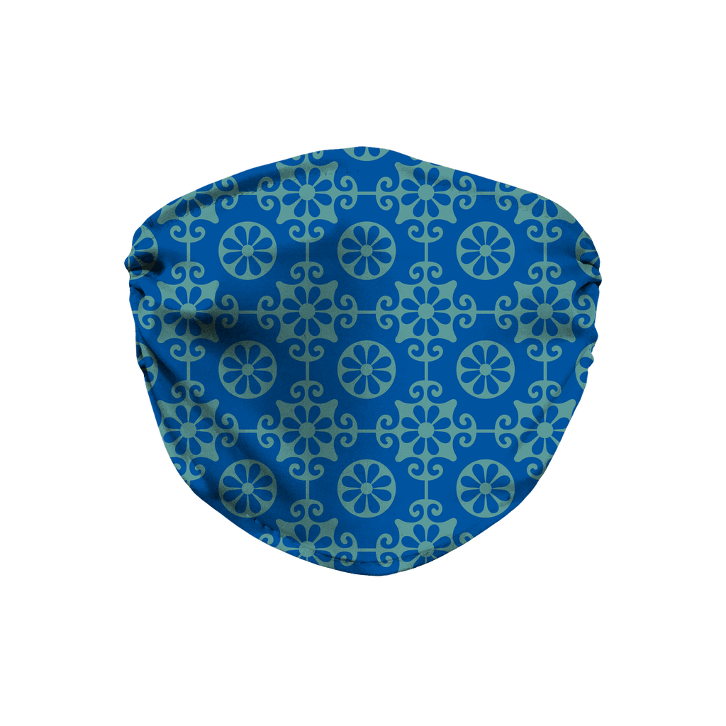 Woodland Pattern 2  Face Mask