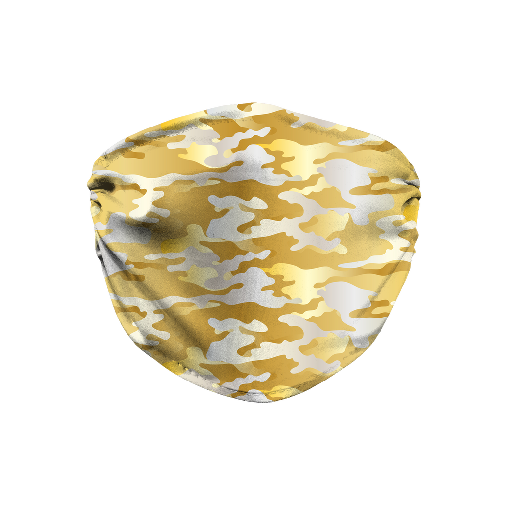 Camouflage Pattern 4  Face Mask