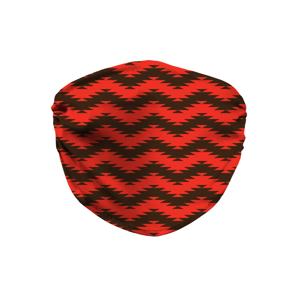 Native American Pattern 15  Face Mask