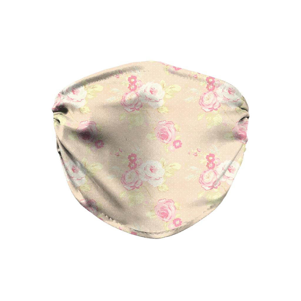 Floral pattern 8  Face Mask