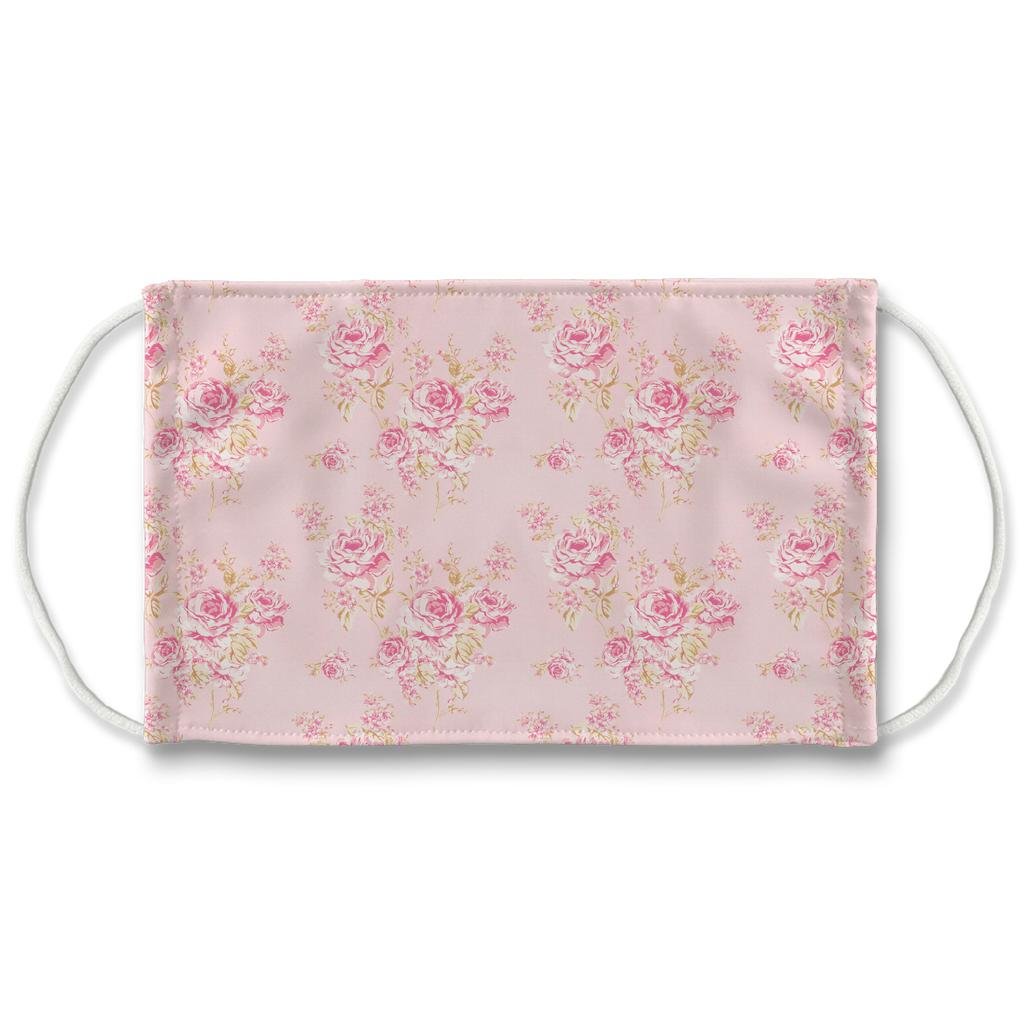 Floral pattern 19  Face Mask