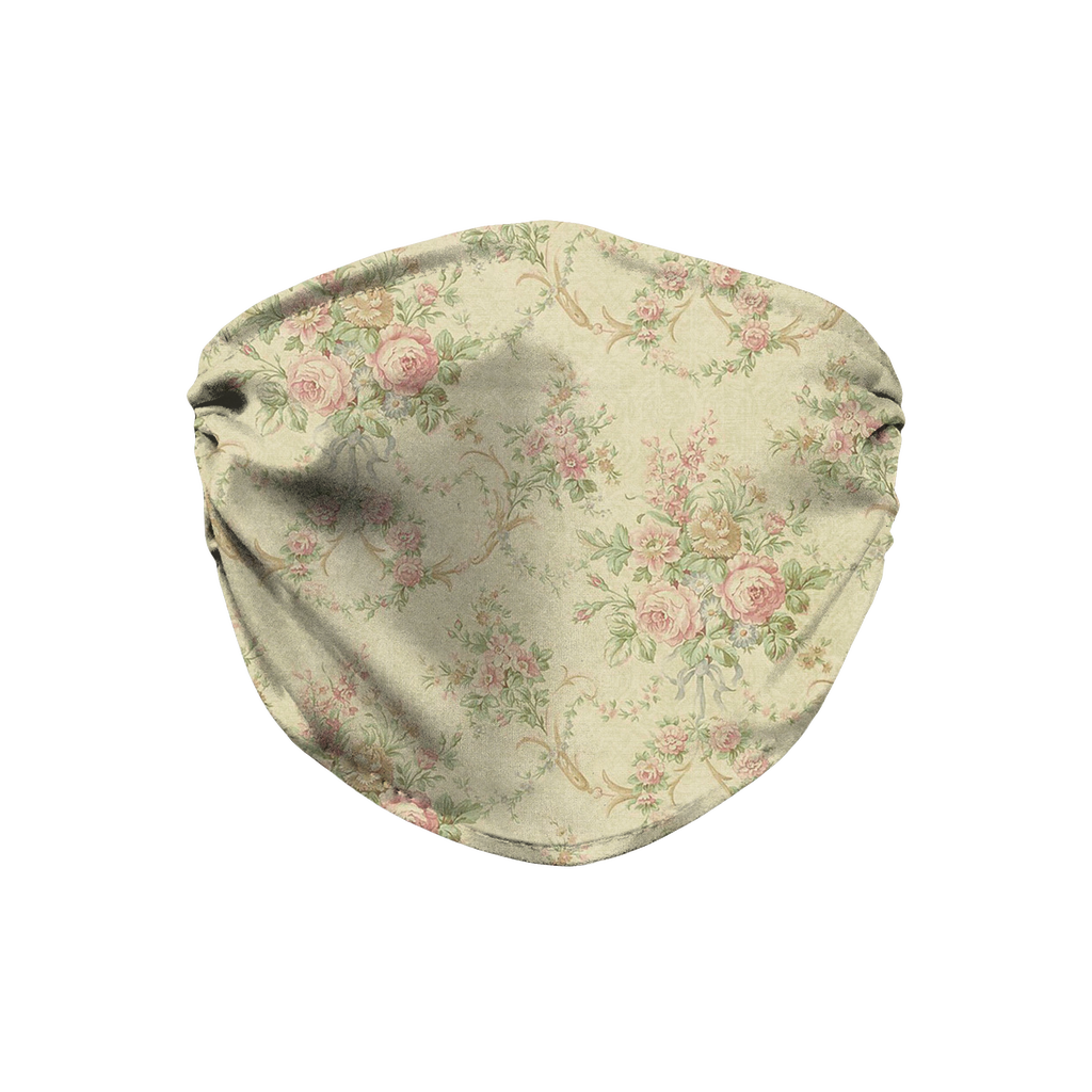 Floral pattern 14  Face Mask