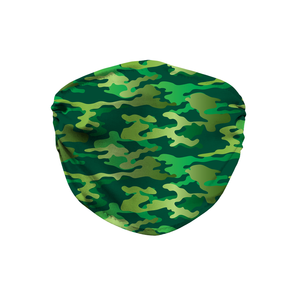 Camouflage Pattern 7  Face Mask