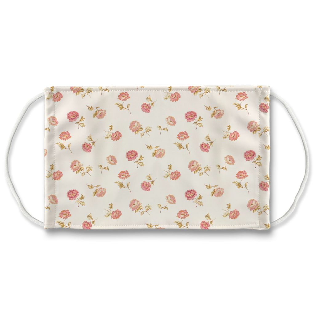 Floral pattern 2  Face Mask