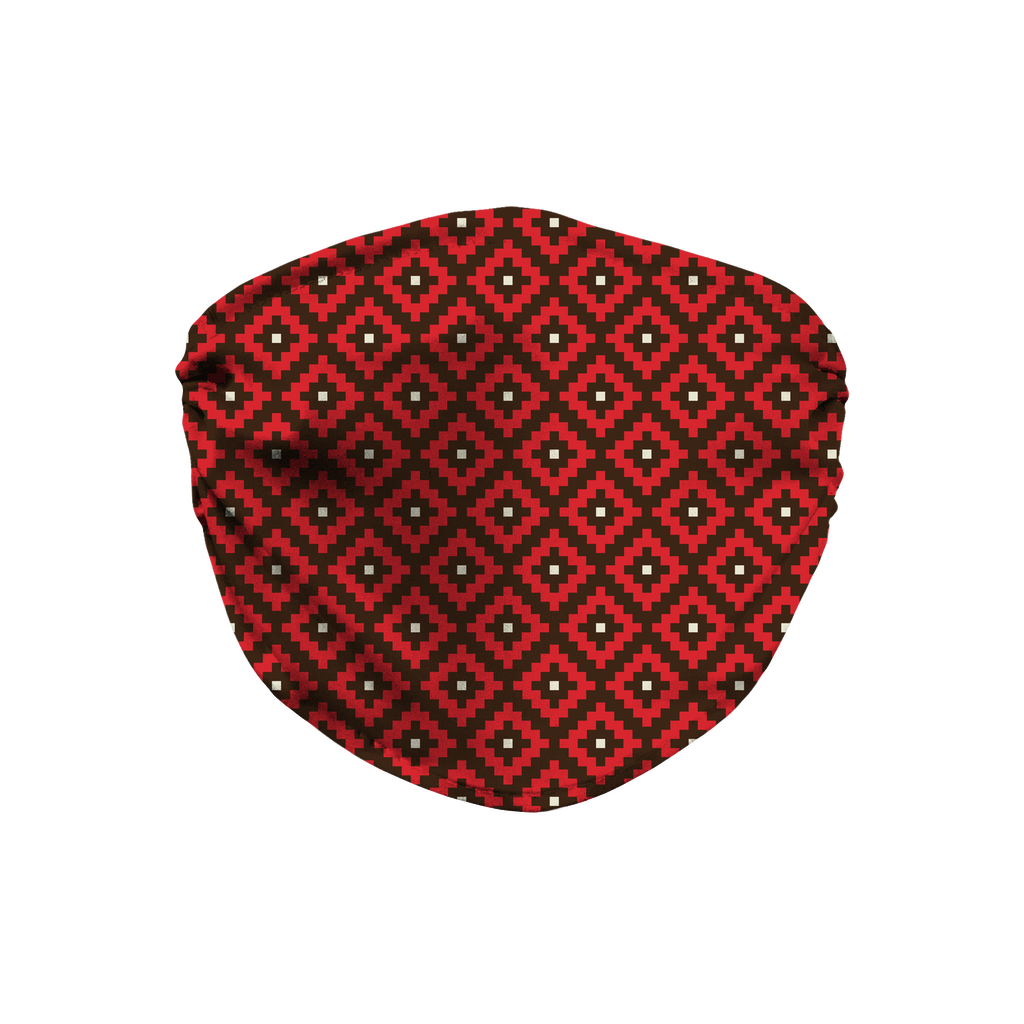 Native American Pattern 11  Face Mask