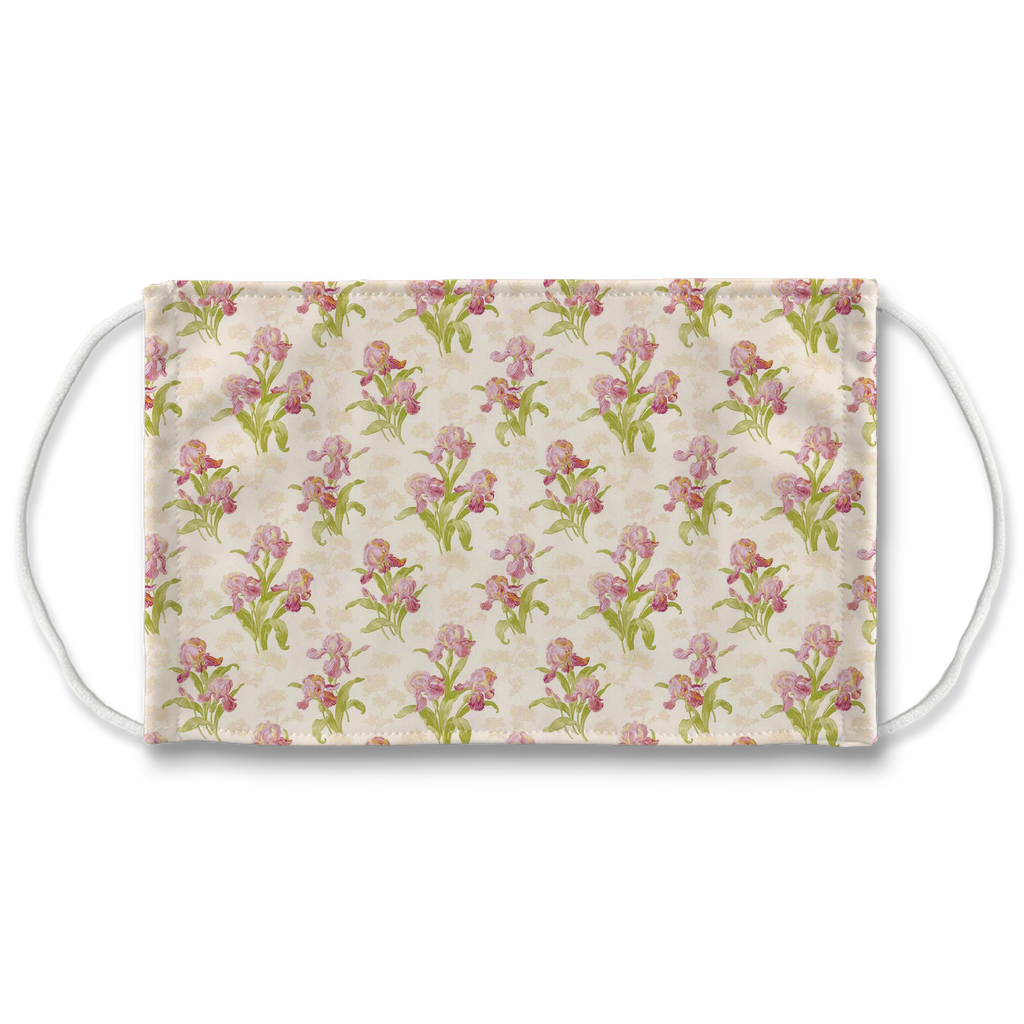 Floral pattern 18  Face Mask