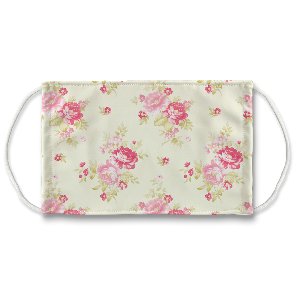 Floral pattern 11  Face Mask