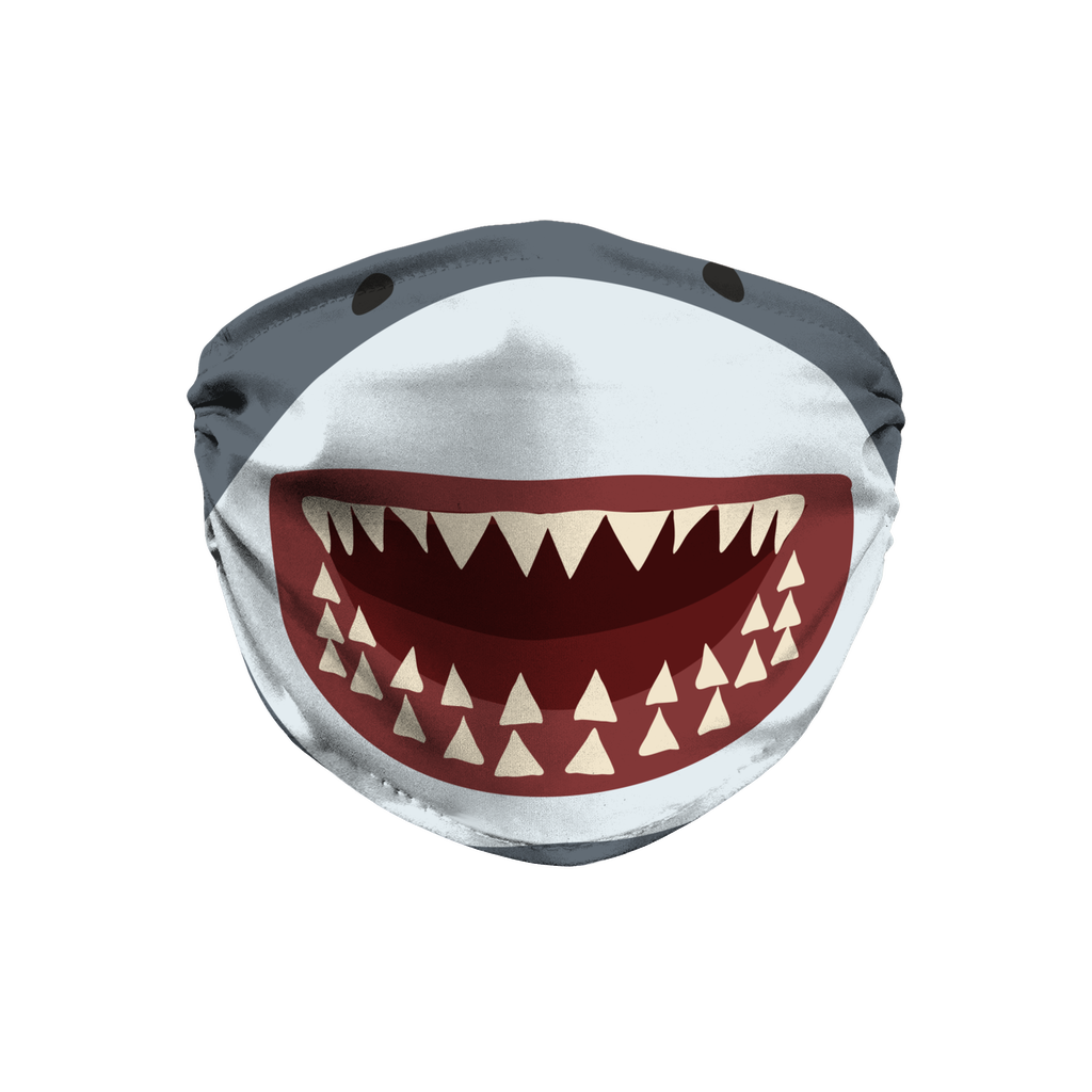 Animal Mouth Design 07  Face Mask