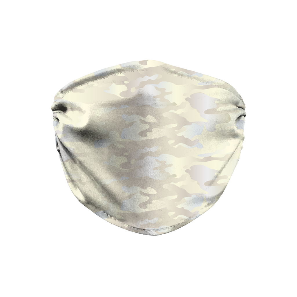 Camouflage Pattern 12  Face Mask