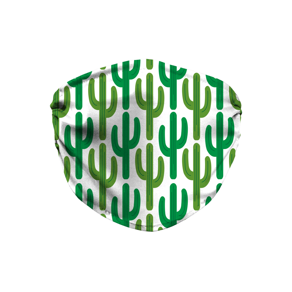 Cactus Pattern 4  Face Mask