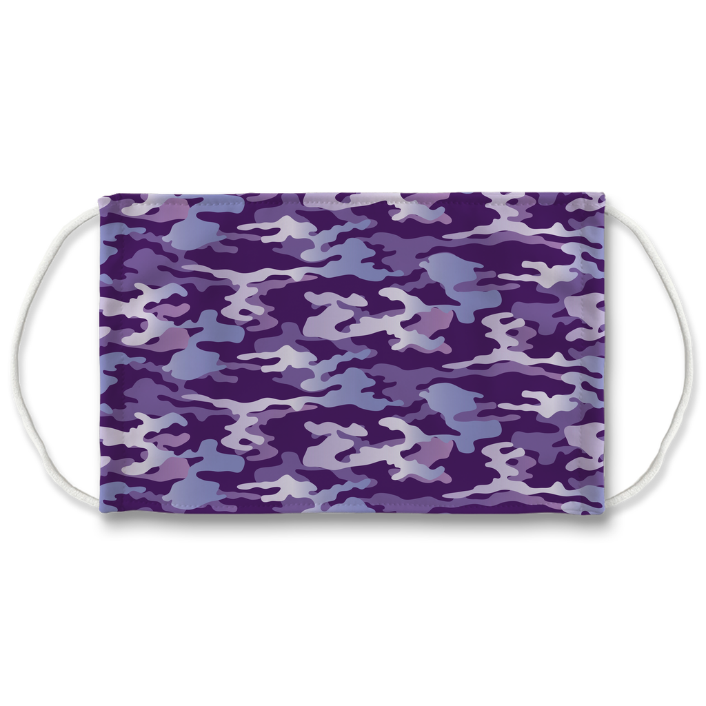 Camouflage Pattern 6  Face Mask
