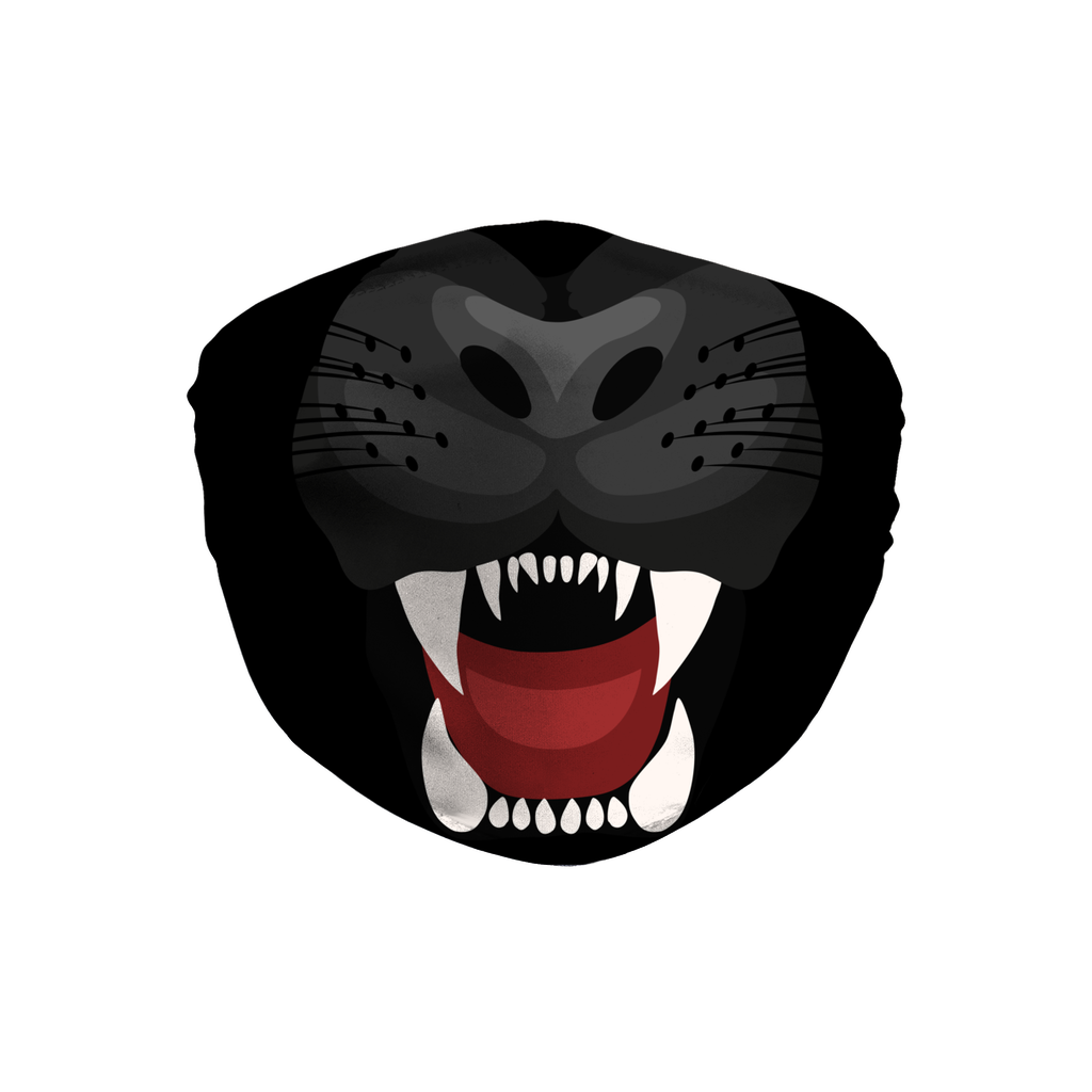 Animal Mouth Design 17  Face Mask