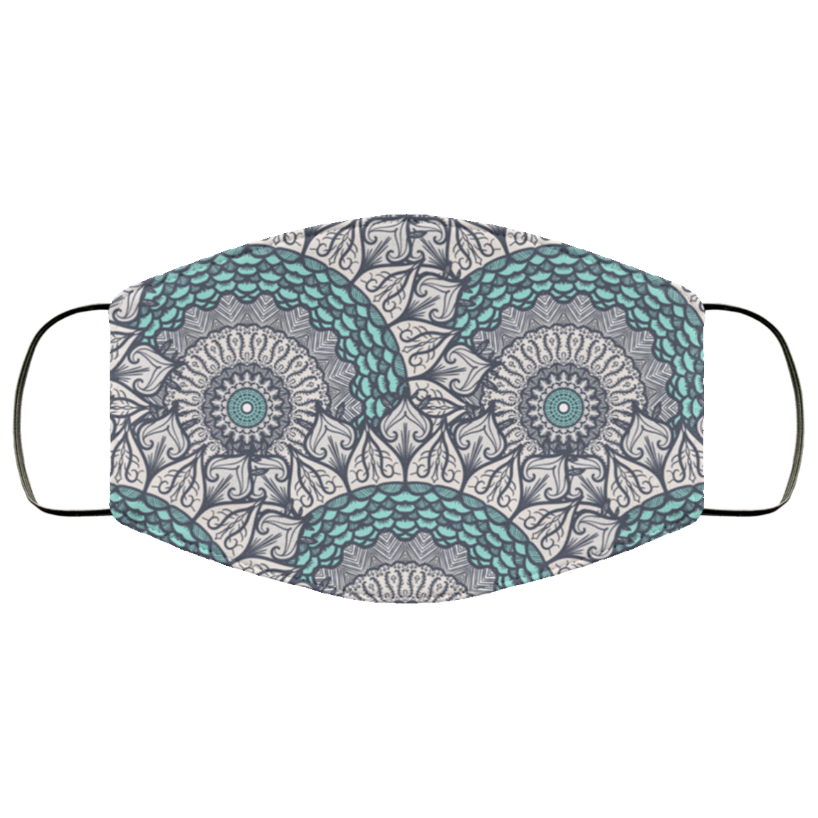 Boho Design Reusable Face Mask