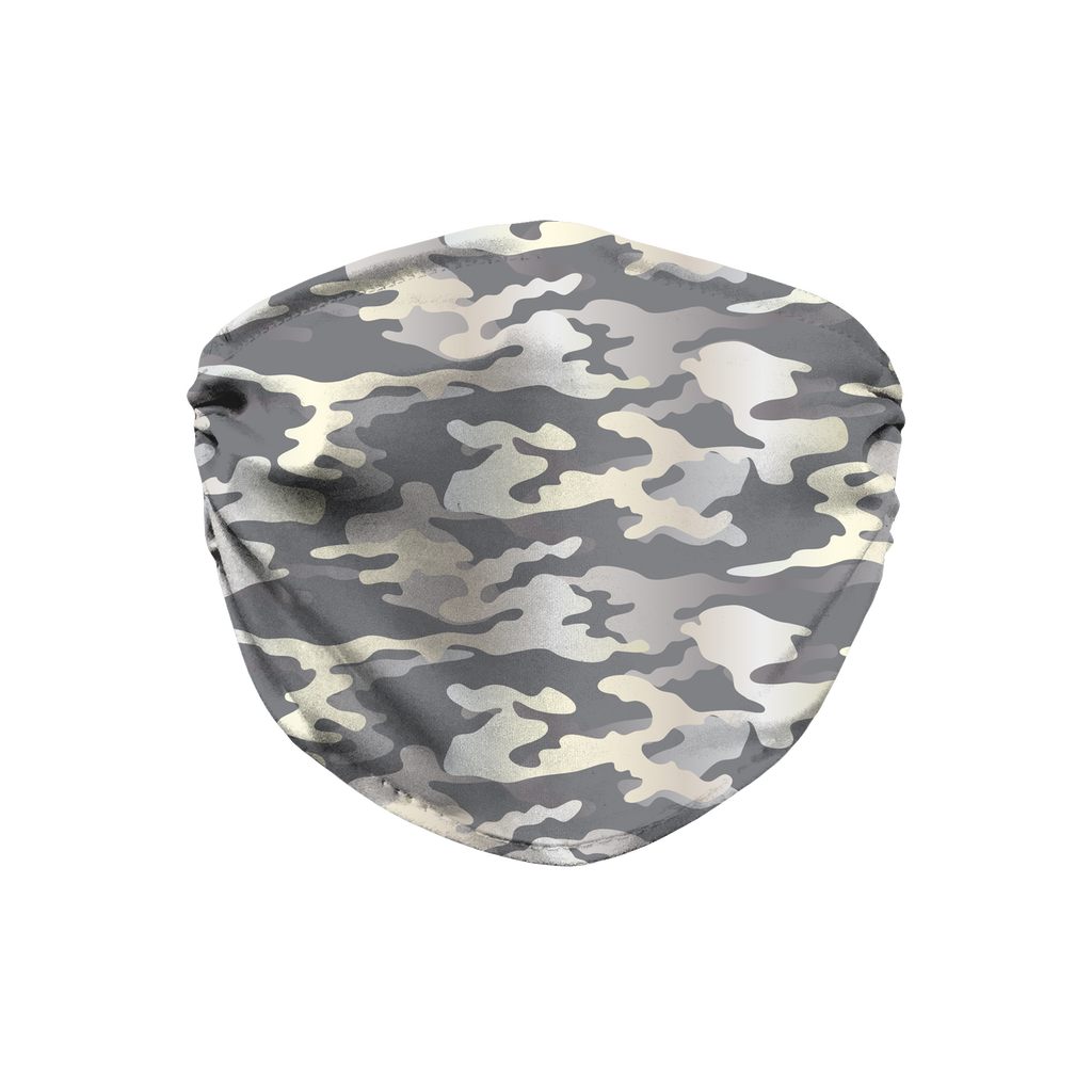 Camouflage Pattern 1  Face Mask