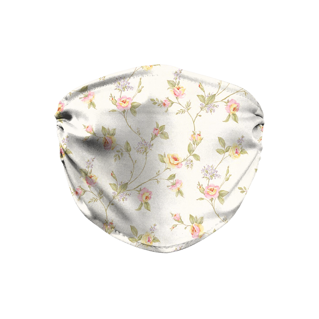 Floral pattern 13  Face Mask