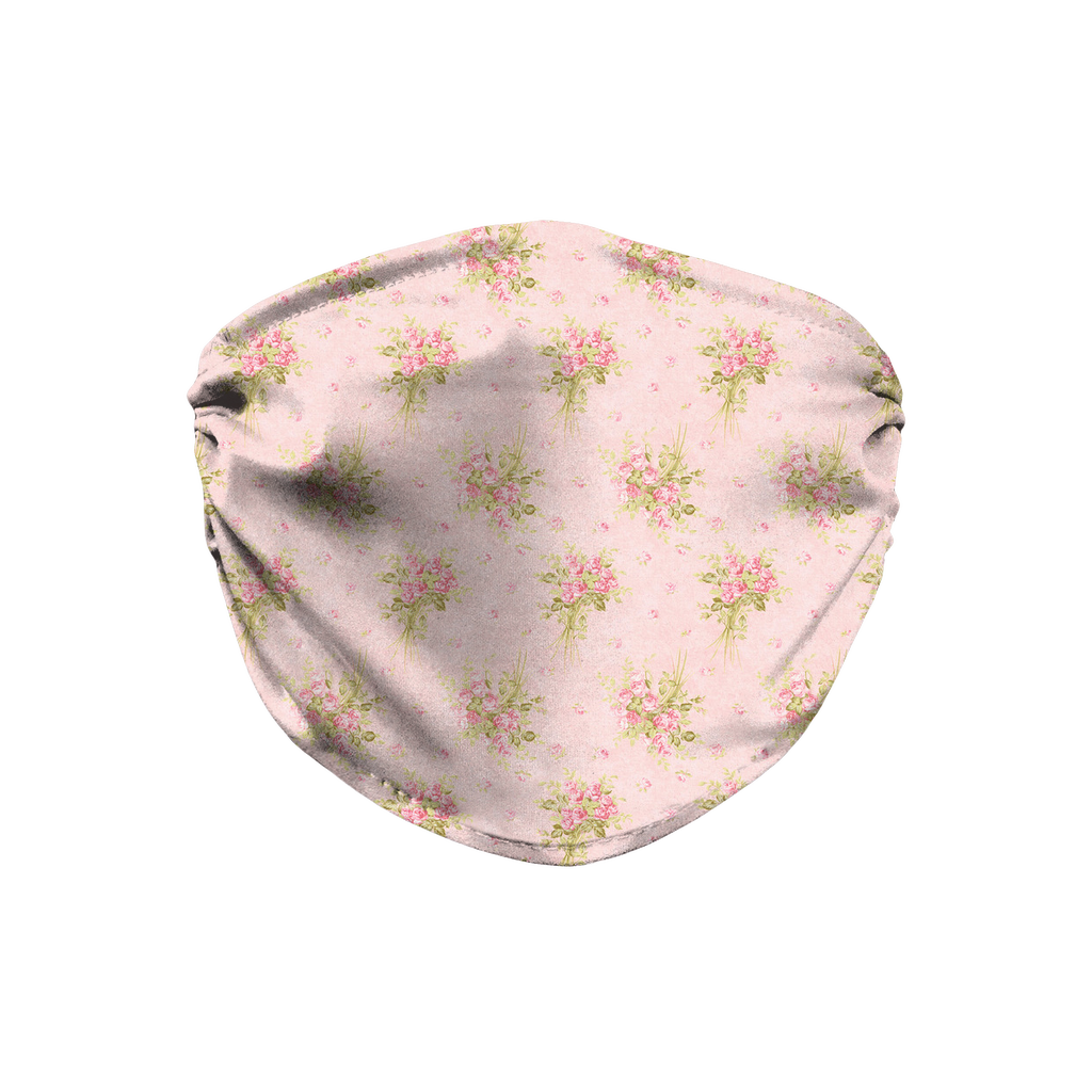 Floral pattern 3  Face Mask