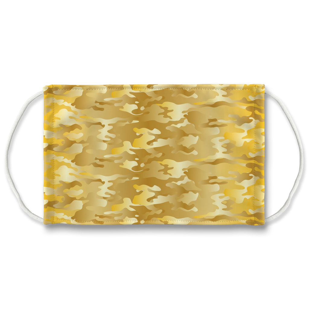 Camouflage Pattern 11  Face Mask