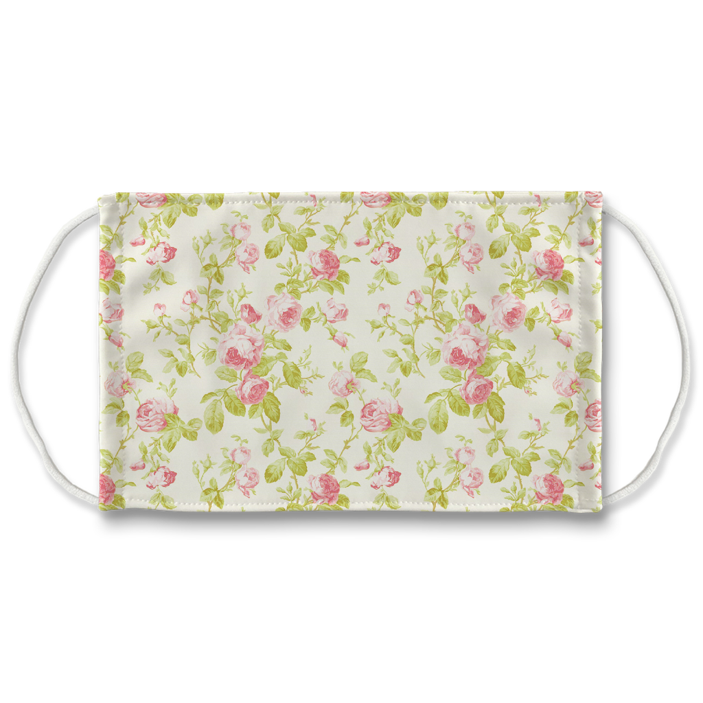Floral pattern 5  Face Mask