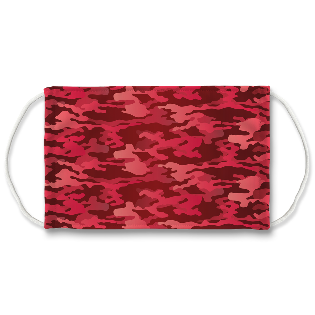 Camouflage Pattern 9  Face Mask