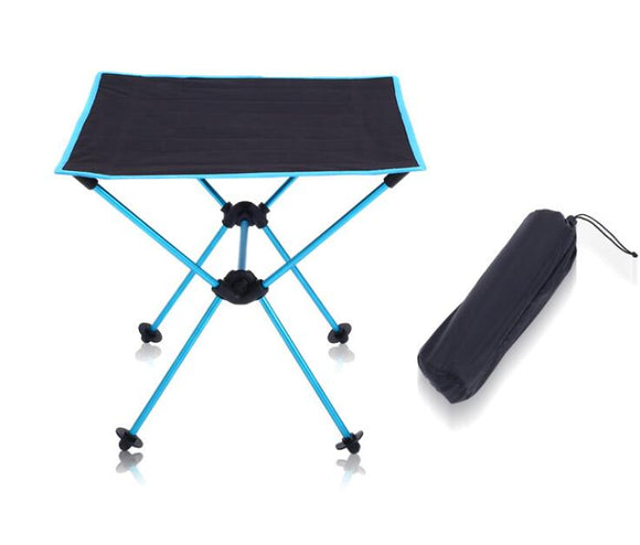 Outdoor Ultralight Aluminium Folding - Table