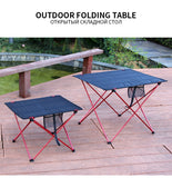 Portable Fold-able Camping Picnic - Table