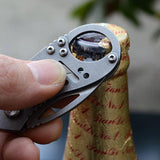 Mini Retro Folding Knife Jackknife - Knife