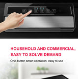 Vacuum Sealer Best Fully Automatic Portable Household Food - Garden & House