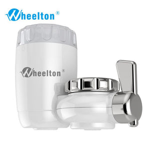Wheelton Water Filter Faucet 8 Layers Purification Ceramic Activated Carbon - Water Cleaner