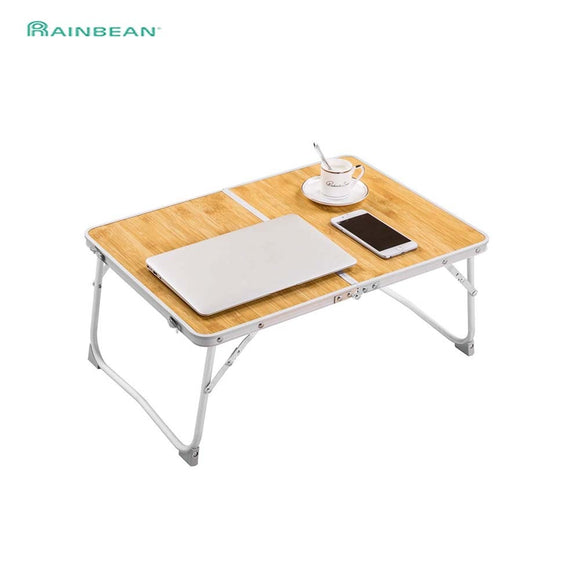 Aluminum Folding Camping Laptop Desk Adjustable - Table