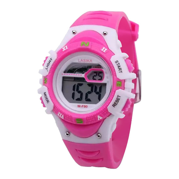 Kids Watch Alarm Clock Waterproof Fashion - Kids