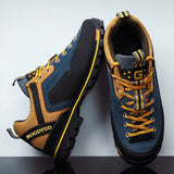 Hiking Shoes Waterproof Leather Shoes - Shoes