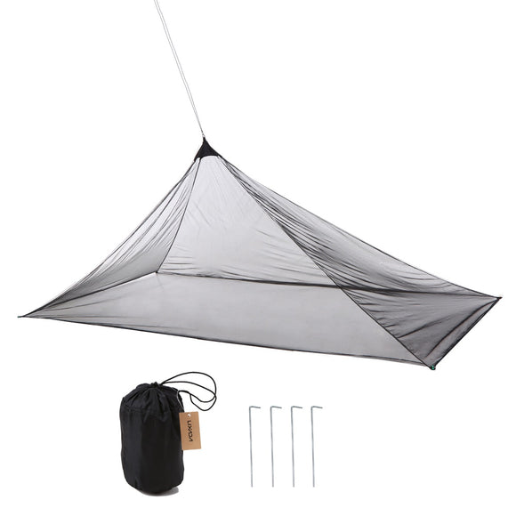 Lixada Camping Tent Ultralight Mosquito Repellent Mesh Bugs Shelter - Survival - YourProStore outdoor survival garden house