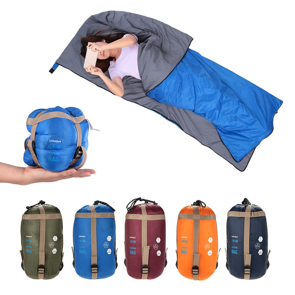 Lixada 190 * 75cm Outdoor Multifunctional Sleeping Bag - Outdoor - YourProStore outdoor survival garden house