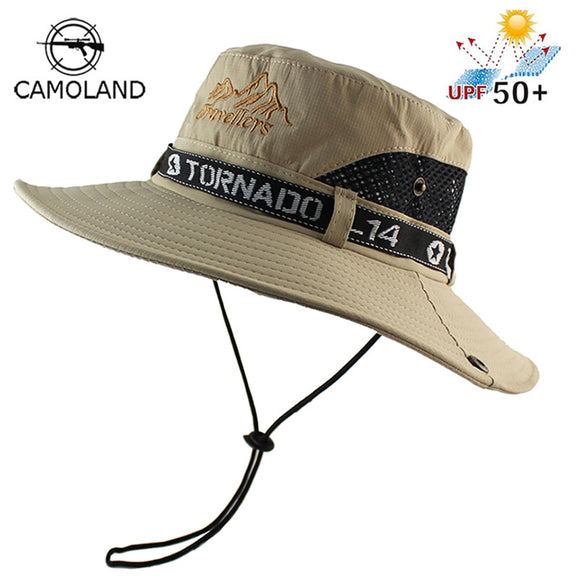 UPF 50+ Sun Hat Bucket Boonie UV Protection - Hat