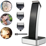 3/6/9 Comb Cordless Electric Rechargeable Hair Trimmers Beard Haircut - Hair Clipper