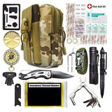 47 in 1 Emergency Survival Kit Survival First Aid Kit - Survival Kit