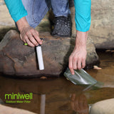 Survival Outdoor Camping & Hiking Portable Water Purification - Water Purifier