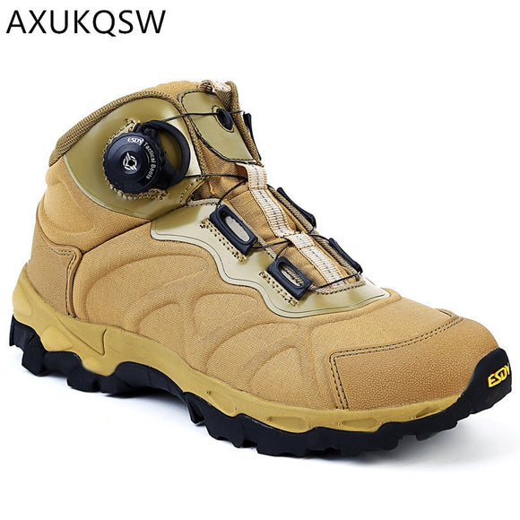 Men's Shoes Military Boots Rapid Response BOA - Shoes