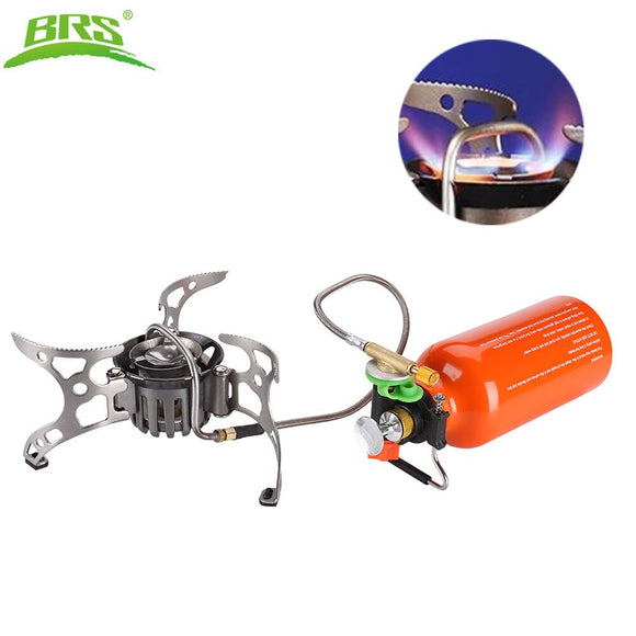 BRS-8 Outdoor Kerosene Stove/Burner for Oil, Gas and Kerosene - Cooker