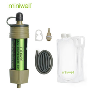 L630 Portable Emergency Water Filter - Water Purifier