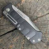 Folding Multi-Functional Outdoor Survival - Knife